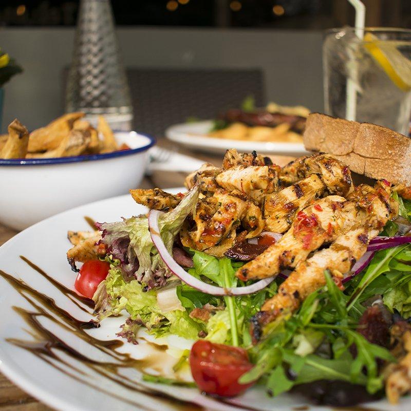 Grillville Restaurant | Cafe | Steakhouse | Ealing Food 2