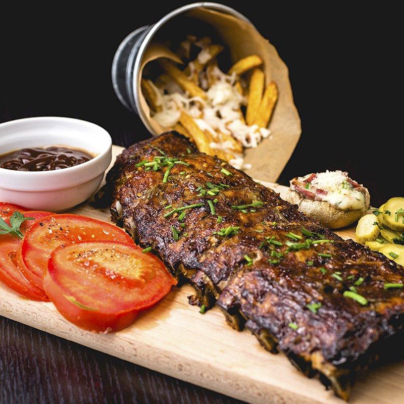 Grillville Restaurant | Cafe | Steakhouse | Ealing Food 4