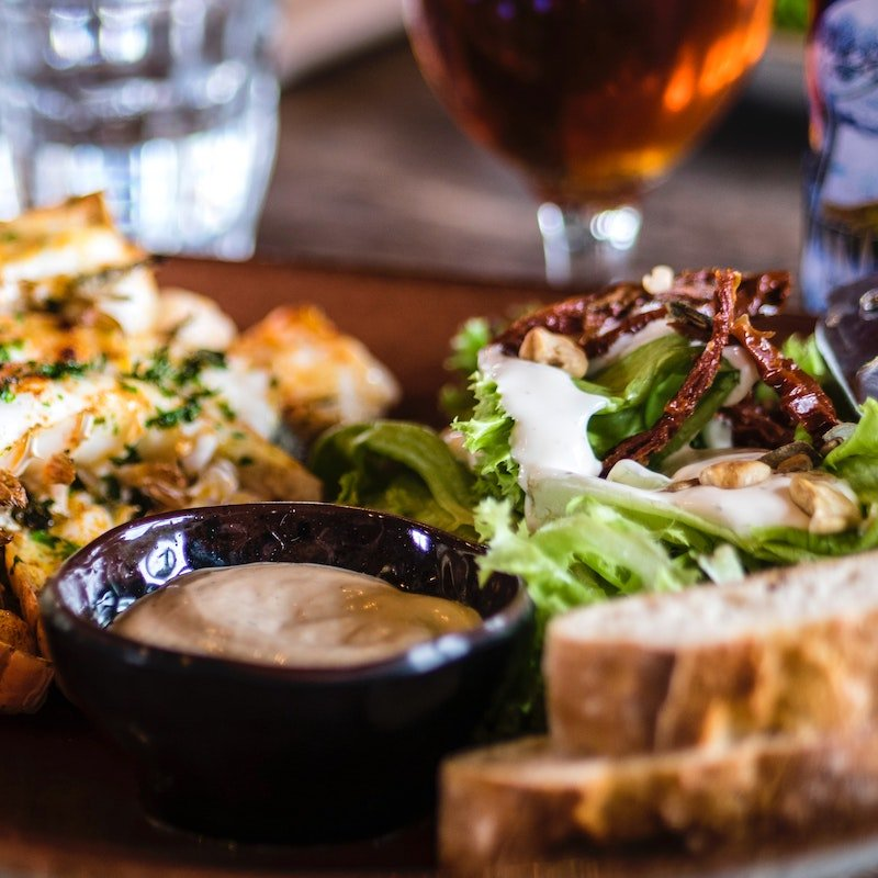 Grillville Restaurant | Cafe | Steakhouse | Ealing Food 9